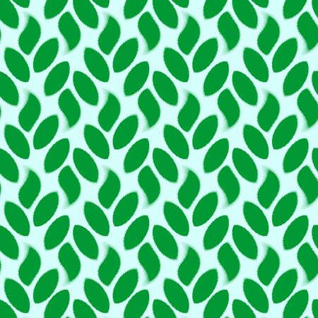 patterns, vector, art, backgrounds, green, seamless, leaf, wallpaper, decoration, plant, nature,