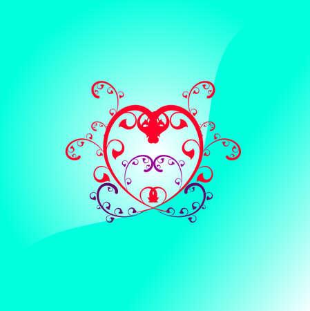 heart, valentine Illustration