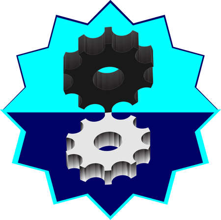 black piece bearing are displayed in metal,drawing black metal parts bearing are