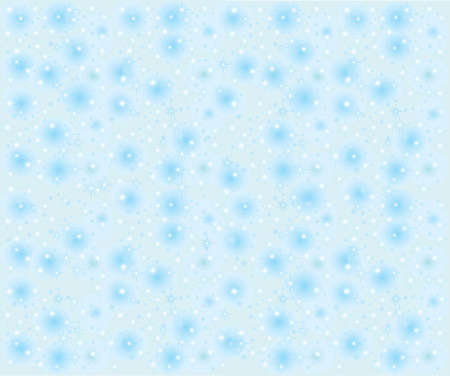 small snowflakes on a seamless background. Wallpaper of snowflakes