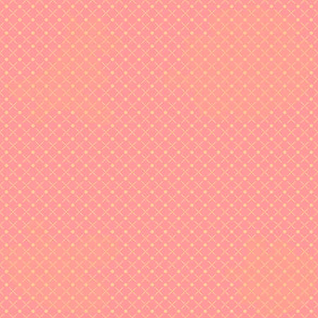 pink background in retro style with stains Illustration