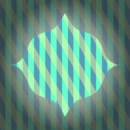 translucent retro background with stripes Illustration