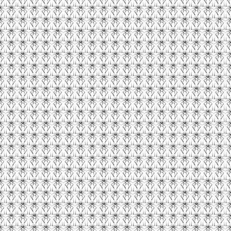 pattern - geometric pattern black and white modern texture Illustration