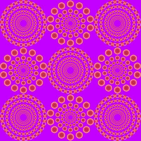 Trendy seamless pattern designs. Vector geometric background. Archivio Fotografico - 125294852