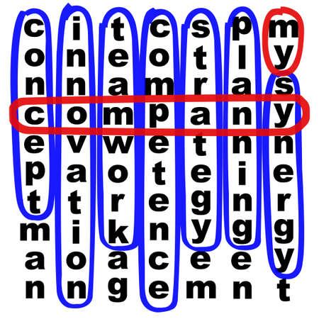 My company Stock Photo - 12880340