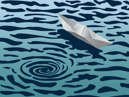 whirlpools: Risk management Illustration