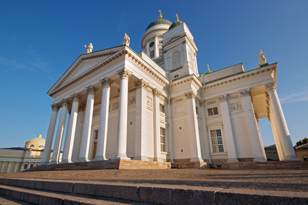 lutheran: Helsinki Cathedral  Evangelical Lutheran Church