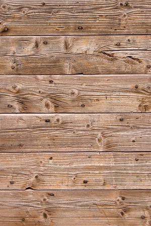 自然な木製の壁のテクスチャの背景