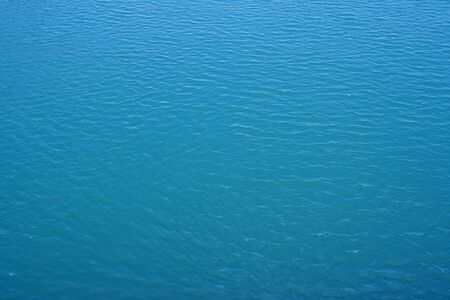 Deep blue water surface background  Stock Photo - 2263588