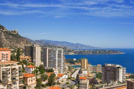 Princedom of Monaco. French Riviera photo