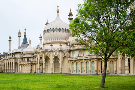 Royal Pavilion in Brighton  East Sussex, England photo