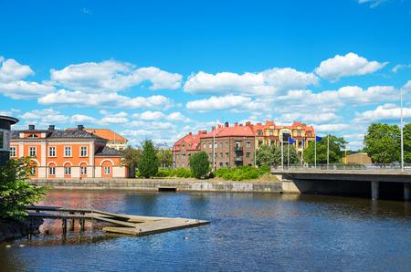 Norrkoping town  Ostergotland, Sweden, Scandinavia, Europe