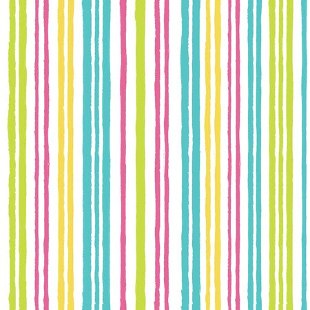 Simple vector pattern with vertical stripes in bright colors.