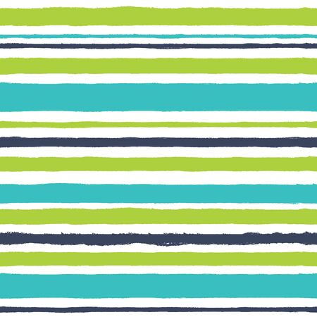 Simple pattern with horizontal stripes in green and blue tones. Background can be used for wallpapers, pattern fills, web page backgrounds, surface textures.