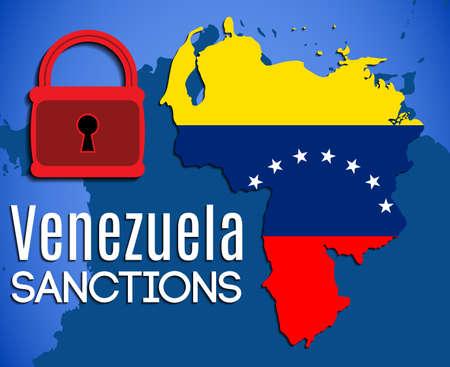 Economic sanctions against Venezuela.