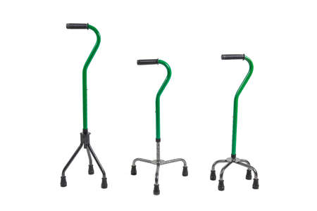 Medical special equipment, walkers, crutches and walking-sticks to assist in the movement and care of disabled and elderly people.