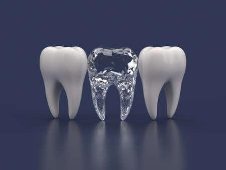 best tooth Stockfoto