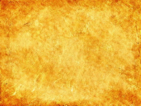 Gold handmade paper background photo