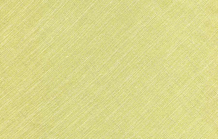 Natural green linen background.