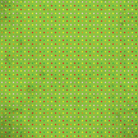 Abstract design of green Christmas and New Year pattern background.