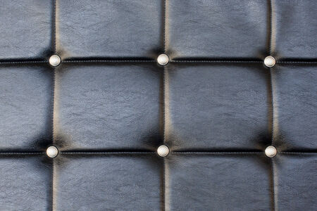 Black upholstery pattern with diamonds Stock Photo - 24058019