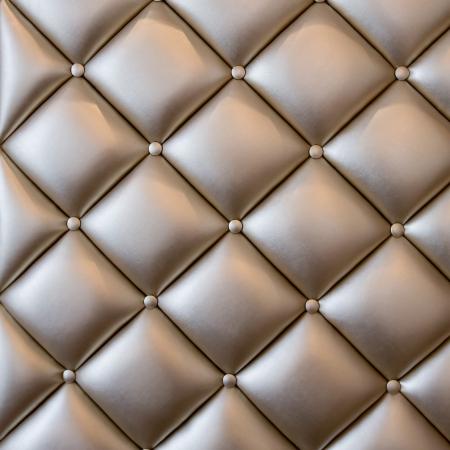 Luxus-Vintage-Stil Stoff mit Knopf Textur aus Sofa