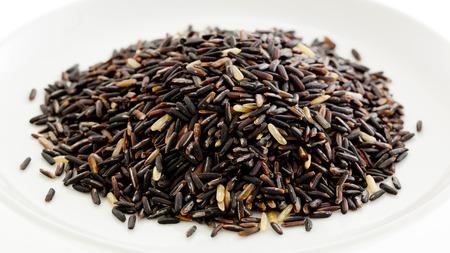 jasmine rice: Tailand�s del jazm�n negro berry Arroz arroz