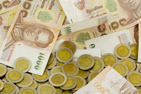 coin,money,bath,thailand photo