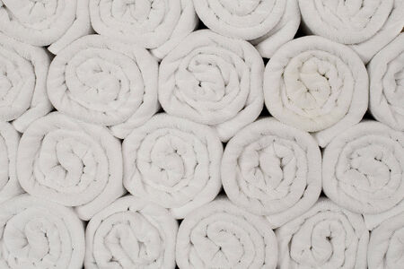 laundered: Swimming pool Towels texture, background