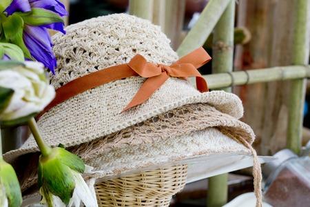 gossamer: Weave lady hat by gossamer from lotus