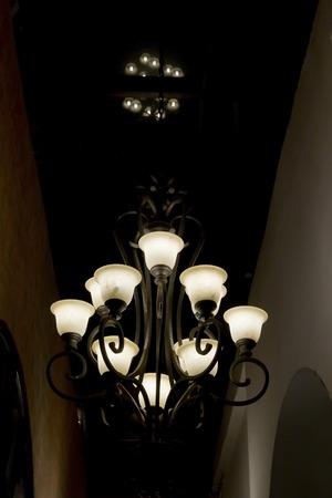 lamp light: lamp metal ceiling light fixture