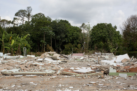 decimated: House Destruction