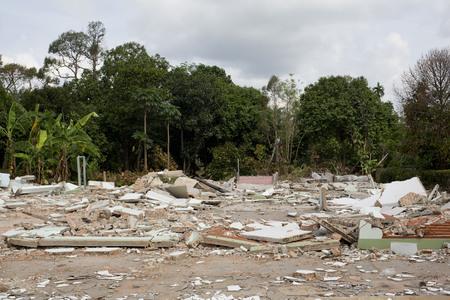 destructed: House Destruction