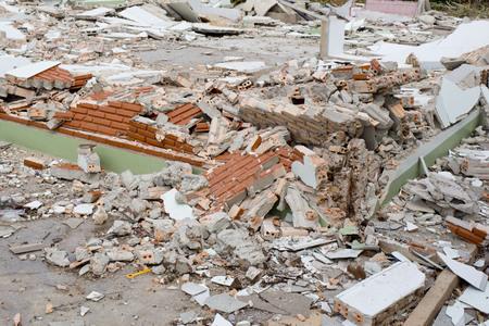 fema: House Destruction