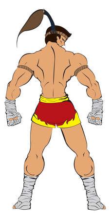 kickboxing: Muay Thai   banner