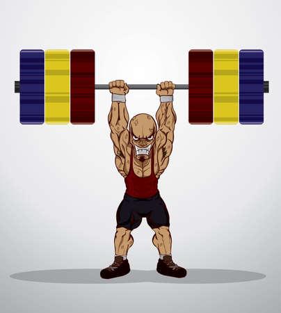 lifter: Weight lifter