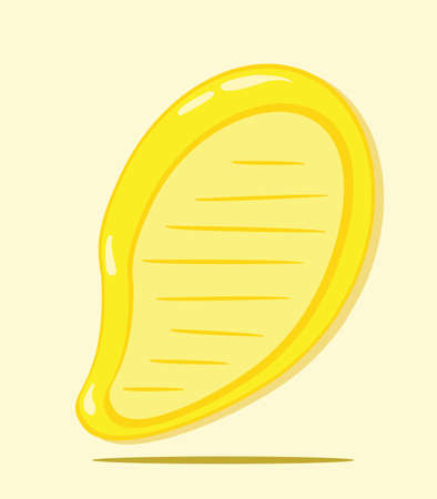 vecteur vignette Mango