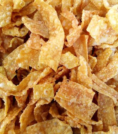 fried snack: fried Snack  background