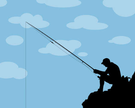Pescatore Illustration