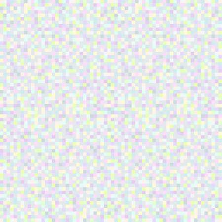 Pixelate Background Light Color Vector