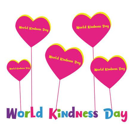 World Kindness Day Vector illustration for World Kindness Day vector illustration