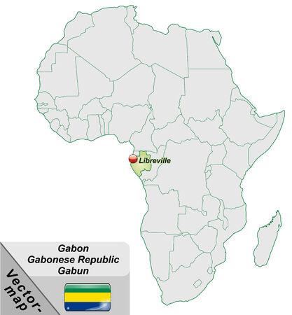 25145542-mapa-de-gab-n-con-las ...