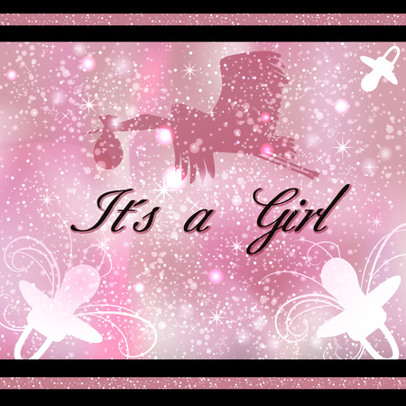 It s a Girl photo