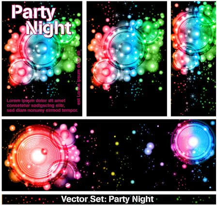 Set Party Vector