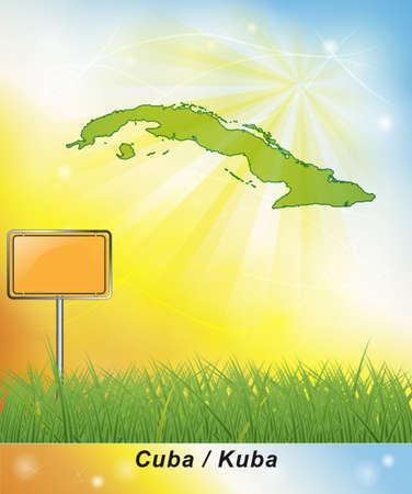 holguin: Map of Cuba