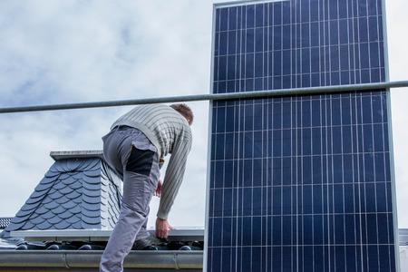 solar Mounting photo