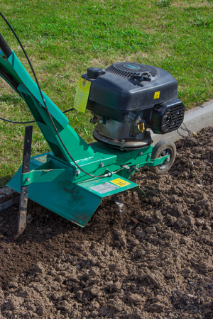 tillage: Tillage with tillers