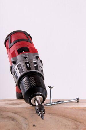 botch: Working equipment of a carpenter Stock Photo