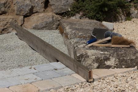 straighten: Straighten a paved surface