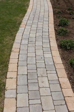infrastructures: Garden Path